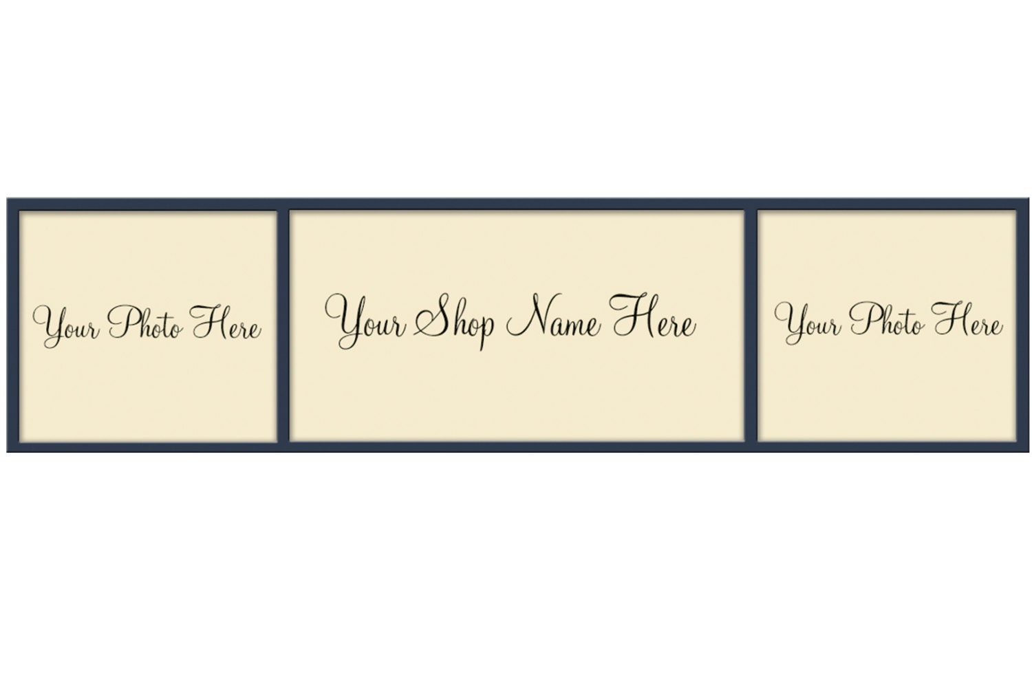 Etsy Cover Photo Template Psd File New Etsy Shop Banner Etsy