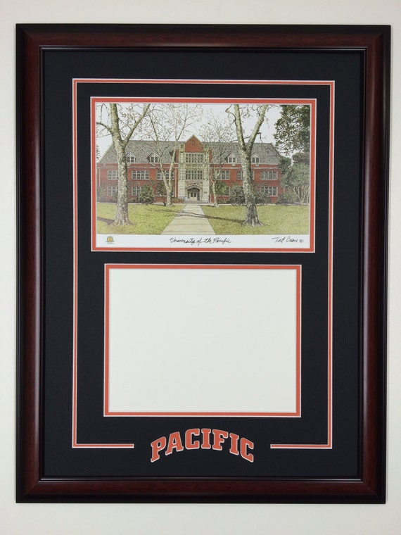 University Of The Pacific Etsy