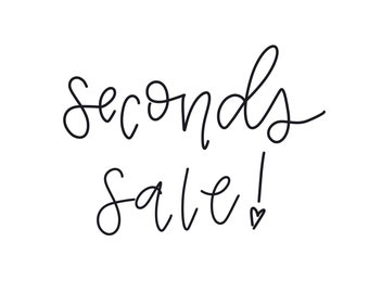 Seconds Sale Imperfect Mugs