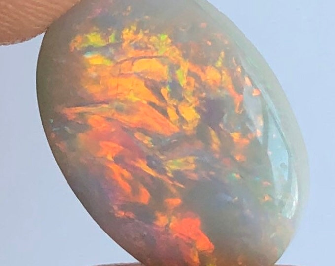 3.75ct Precious Lightning Ridge Opal