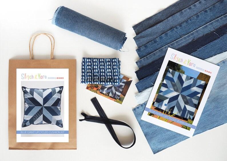 Blue Giant cushion kits image 0