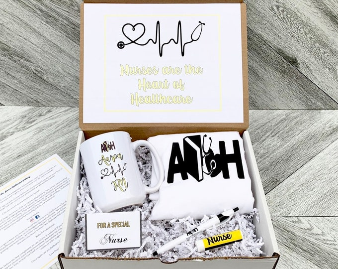 Custom Access Health Care Gift Boxes