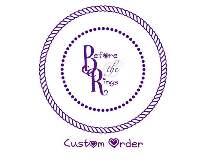 Custom add on item