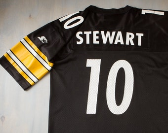 Vintage STARTER Football Jersey KORDELL STEWART (c.1990 s) Pittsburgh  Steelers   Medium 10-12   Retro Hipster Steelers Fans add2c570a