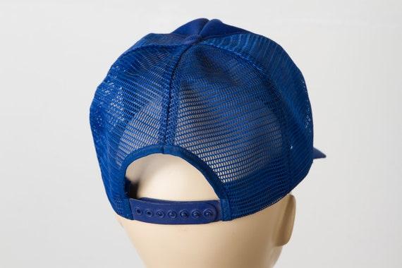 vintage Harley Davidson mesh trucker hat | 80s - image 3