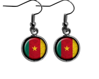 e67e8b7323231 African earrings | Etsy
