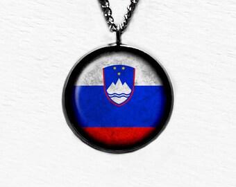 Amdesco Slovenia Shield Slovene Flag Infant T-Shirt