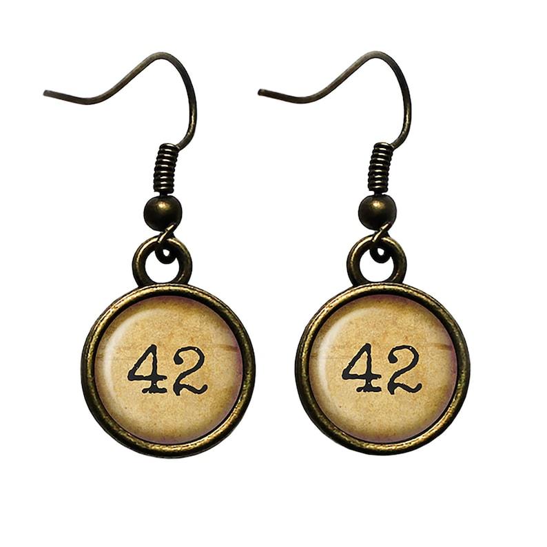 Phrase Art Carpe Diem Photo Art Glass Cabochon 16mm Charm Earring Earring Hooks