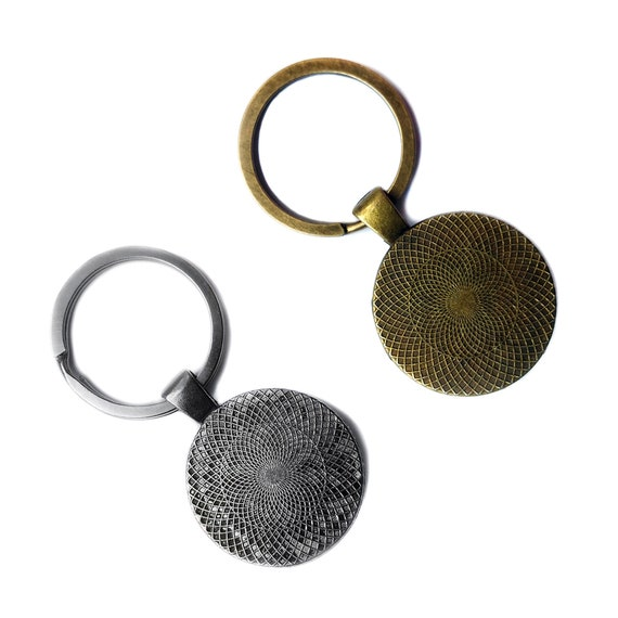 Audrey HepburnThe best thing to hold onto in life is each other Bronze Keychain Keyring