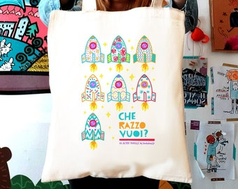 """Shopper """"What rocket do you want?"""" 