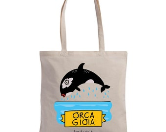 "Shopper ""Orca Gioia"" 