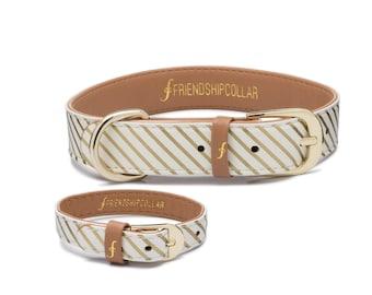 Friendship Collar FriendshipCollar- Devoted Doggy FriendshipCollar- Dog FriendshipCollar and matching friendship bracelet #friendshipcollar