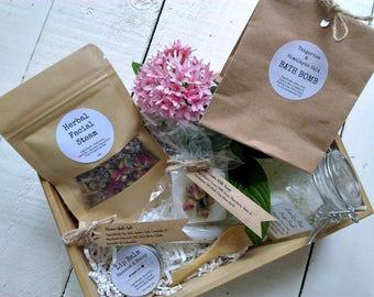 Ultimate Pamper Gift Box, Christmas Pamper Gift Box, Birthday Gift Box Set, Corporate Pamper Gift Box Set