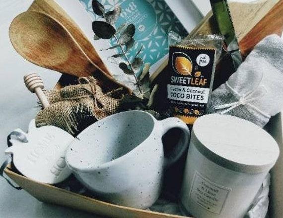 Welcome Home Gift Set Box Housewarming Gift Hamper New Home Owner Gift Basket Corporate Gift Idea Basket All The Best Gift Set Basket
