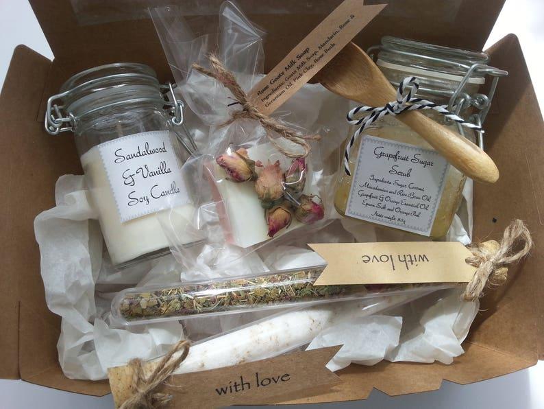 image 0 ... & Bridesmaid Pamper Pack Bridesmaid Pamper Gift Box Bridesmaid | Etsy