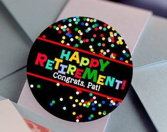 Retirement Favors
