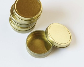 UPGRADE ONLY:  Gold Tin Upgrade from Silver Tins for 24 Tins