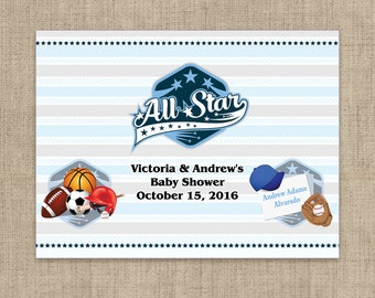 """4"""" x 3""""  Personalized Welcome Box Labels -  30 Baby Shower Welcome Bag Labels - Baby Shower Favor Labels - Welcome Stickers - Box Stickers"""