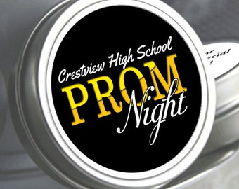 Prom Favors - Favors for Prom -Prom Night  - Prom part favors - Prom Favors - Prom Candy - Prom Candy Favors