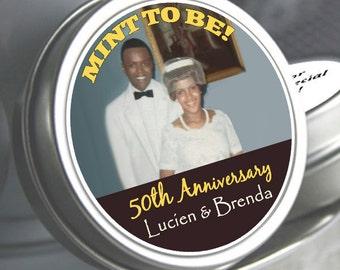 Anniversary Decor Anniversary Candy We Still Do 10th Anniversary Anniversary Favors We Still Do Anniversary Mint Tin Favors 12