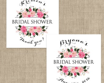 bridal shower stickers custom bridal shower labels square bridal shower labels bridal shower stickers bridal shower box stickers