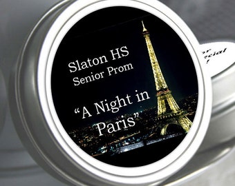 Eiffel Tower Favors - A Night in Paris Prom Favors - Eiffel Tower High School Dance Favors  - Eiffel Tower Party Favors