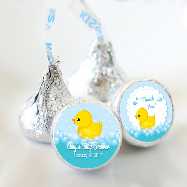 Rubber Ducky Baby Shower Favors Rubber Ducky Party Favors Etsy