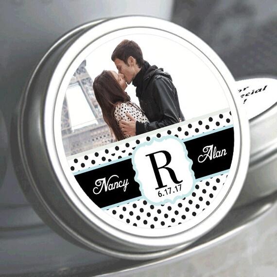 65 Personalized Wedding Mint Tins Wedding Mints Wedding Tin