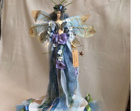 FAIRY CENTERPIECE, Fairy Theme Bridal Shower, Fairy Home Decor, Fairy Sweet 16 Centerpiece, Fiary Theme Birthday, Fairy Birthday Centerpiece