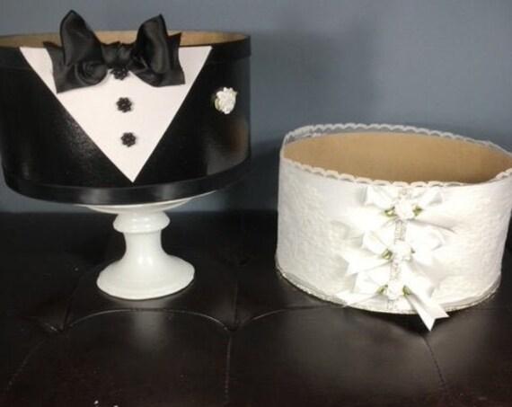 BRIDAL GIFT BOX, Decorative Bride Box, Bride Gift Box, Bride Gift Basket Box, Bride Essentials Box, Bride to Be Gift Box, Bridal Shower Box