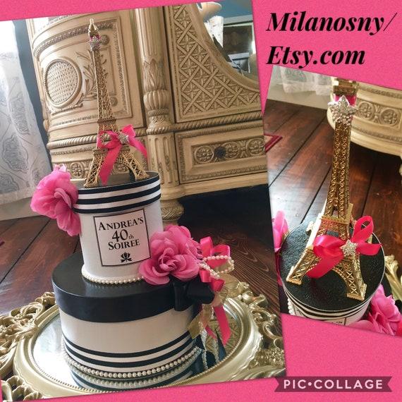Eiffel tower Centerpiece, Paris Wedding Decor, Paris Theme Sweet 16, Parisian Theme Birthday, Paris theme Bridal Shower, Paris Theme Wedding