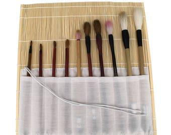 Inkston Japanese Brush Roll L