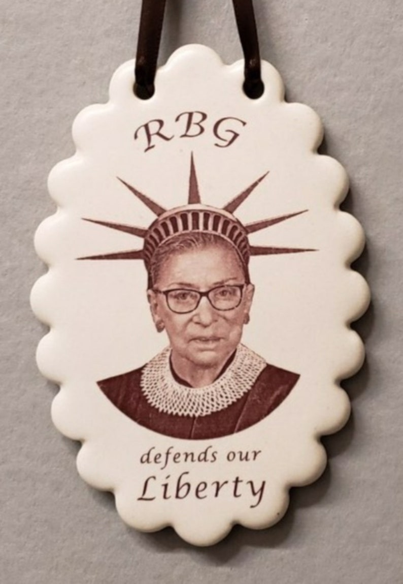 RBG Ornament