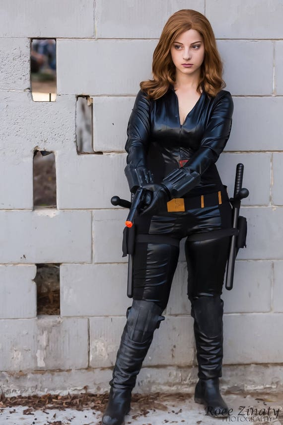 b76ab6423d93a PRINT Black Widow Marvel cosplay print
