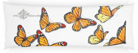 Monarch butterfly body - photo#40