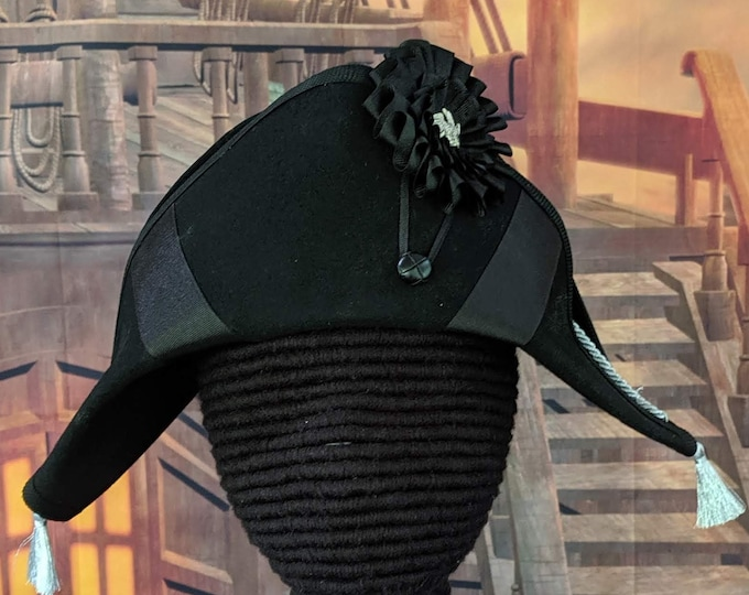 Officer's Bicorne Hat Eagle Cockade - 19th c. Colonial - War of 1812