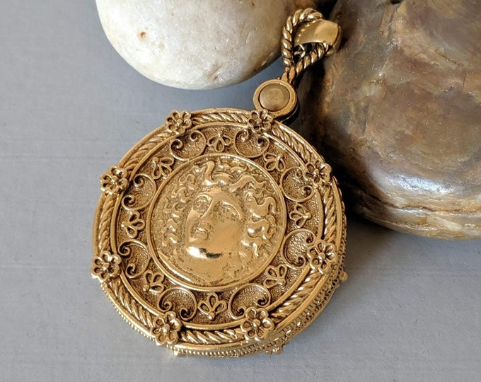 Goddess Girdle Mirror - Antiquities - Elizabethan Renaissance