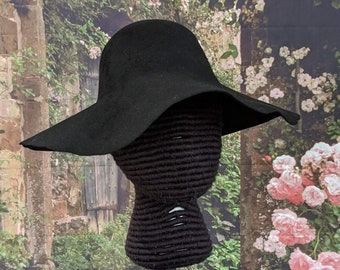 Wool Felt Capeline - Hat Body - DIY Hat Making Supplies