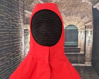 In Stock! Undermask Fencing Hood - 8 Stock Colors - SCA Rapier Armor