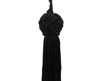 Turks Head - Celtic Knot Tassels - Home Decor - Rosaries