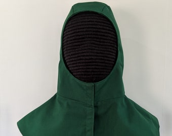 Undermask Fencing Hood - Stock Colors - SCA Rapier Armor - Arming Cap
