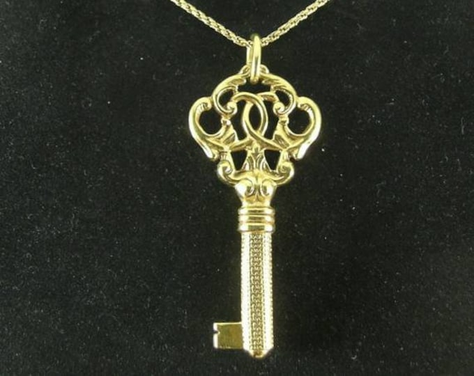 SCA Seneschal Key Necklace - Elizabethan Renaissance - Victorian