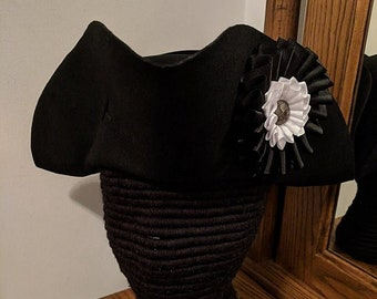 Yorktown Alliance Military Cockade Tricorn  American Revolutionary War