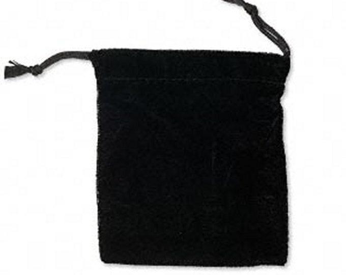 Velveteen Relic Bags - Velvet Gift Pouch - Rosary Accessories #9
