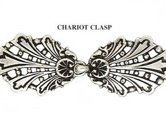 Chariot Garment Clasp - Elizabethan Renaissance - Victorian