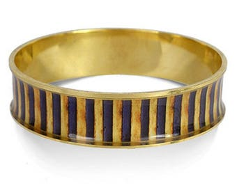 King Tut Bangle Cuff Bracelet II - Egyptian Pharoah 18th Dynasty
