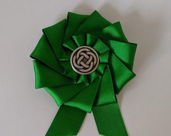 Small Celtic Cockade - Society of United Irishmen
