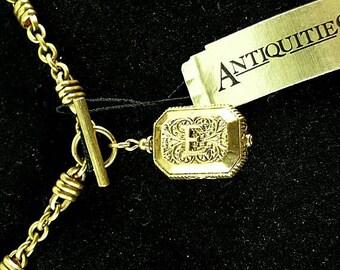 Queen Elizabeth Charm Bracelet - Elizabethan Renaissance - Victorian