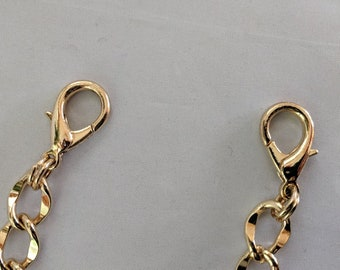 Heavy Chain for Metal Purse Frame - Goldtone - Renaissance Handbag