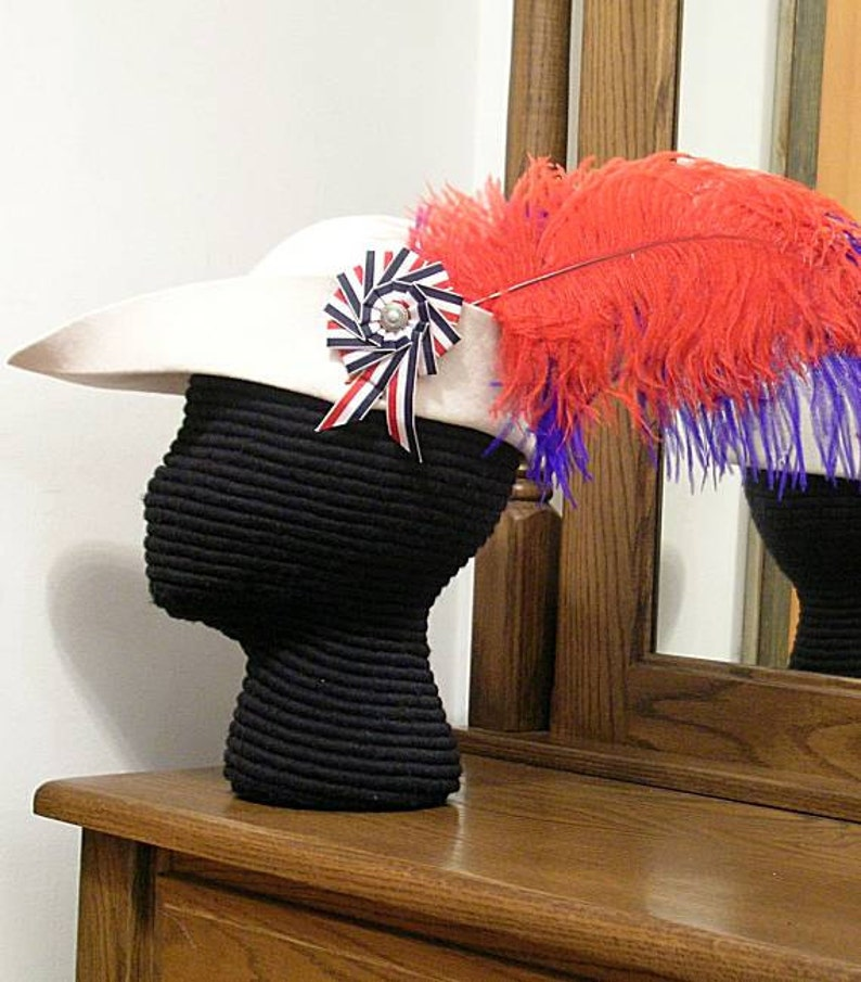 3156178999d Heraldic Felt Bycocket Gothic Hat Hunter s Cap SCA